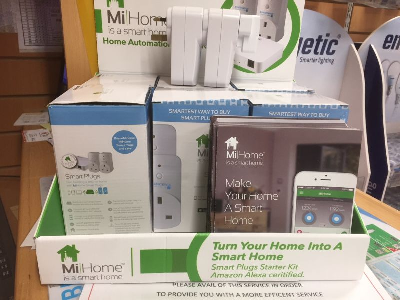 MiHome System